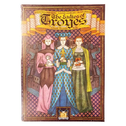 Troyes: Ladies of Troyes (Exp.)