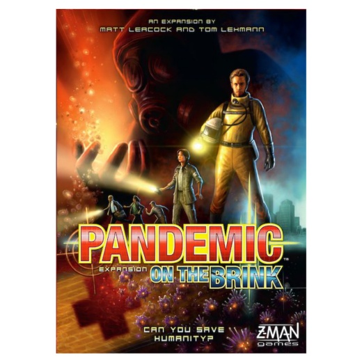 Pandemic: On the Brink (Exp.)