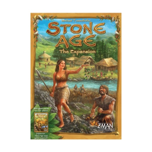 Stone Age: The Expansion (Exp.)