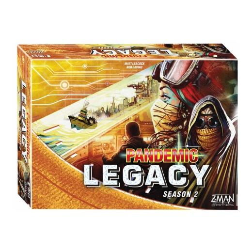 Pandemic Legacy: Season 2 Yellow