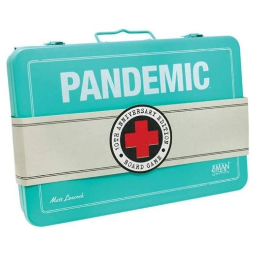 Pandemic 10th Anniversary Ed.