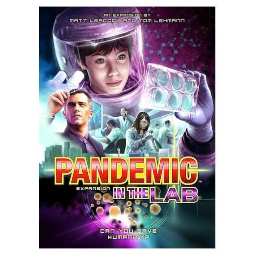 Pandemic: In The Lab (Exp)