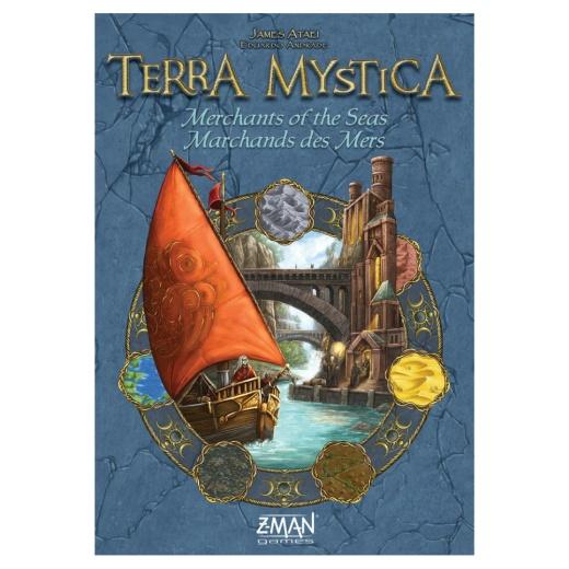 Terra Mystica: Merchants of the Seas (Exp.)