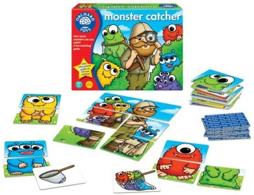 Monster Catcher