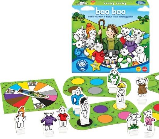 Baa Baa (Bä bä)