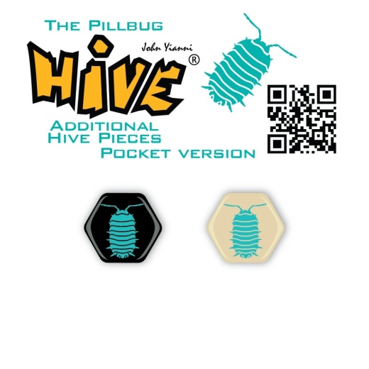Hive: The Pillbug for Hive Pocket (Exp.)