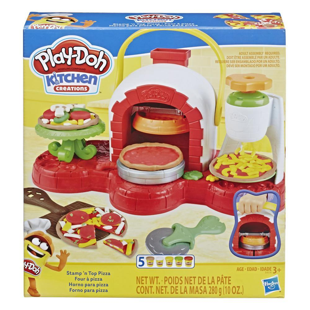 Play Doh Kitchen Creations Magical Oven Childrens Playset Creative Toys Activities