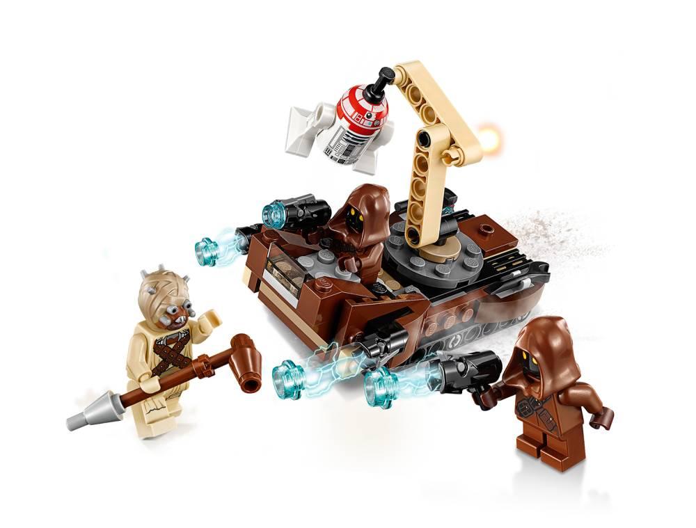75198 LEGO Star Wars Tatooine Battle Pack