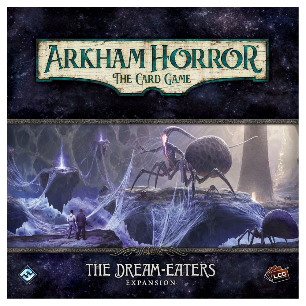 Arkham Horror LCG The Dream-Eaters